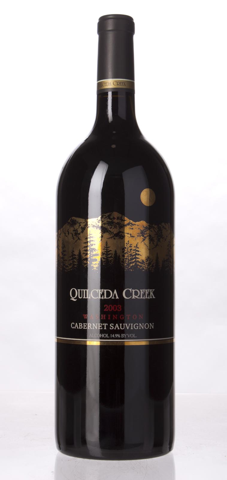 Quilceda Creek Cabernet Sauvignon 2003, 1.5L (WA100) from The BPW - Merchants of rare and fine wines.
