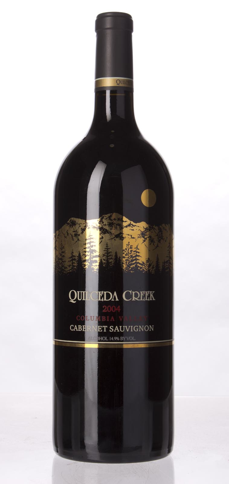 Quilceda Creek Cabernet Sauvignon 2004, 1.5L (WA99) from The BPW - Merchants of rare and fine wines.