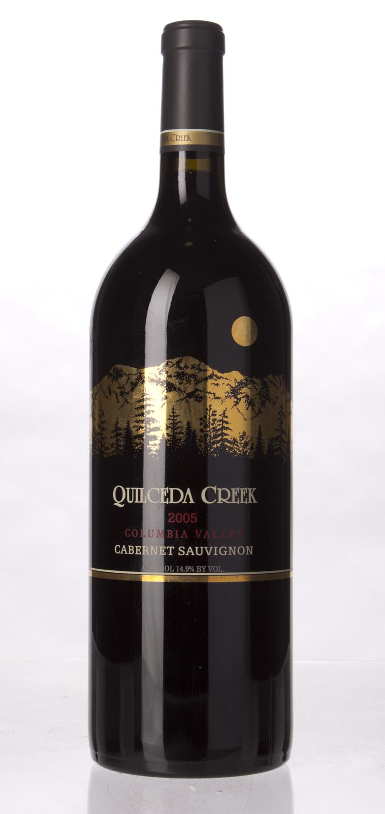 Quilceda Creek Cabernet Sauvignon 2005, 1.5L (WA100) from The BPW - Merchants of rare and fine wines.