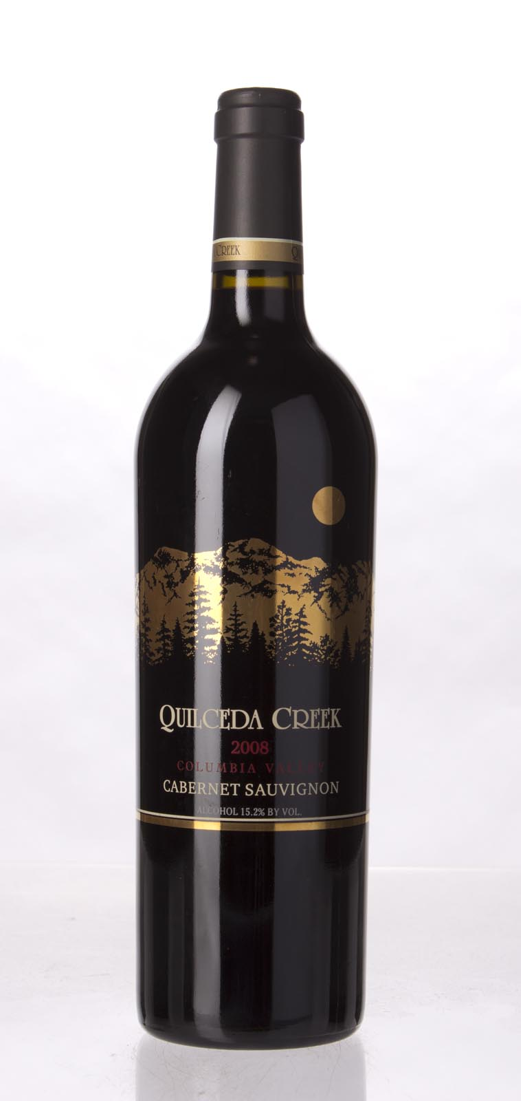 Quilceda Creek Cabernet Sauvignon 2008, 750mL (WA99) from The BPW - Merchants of rare and fine wines.