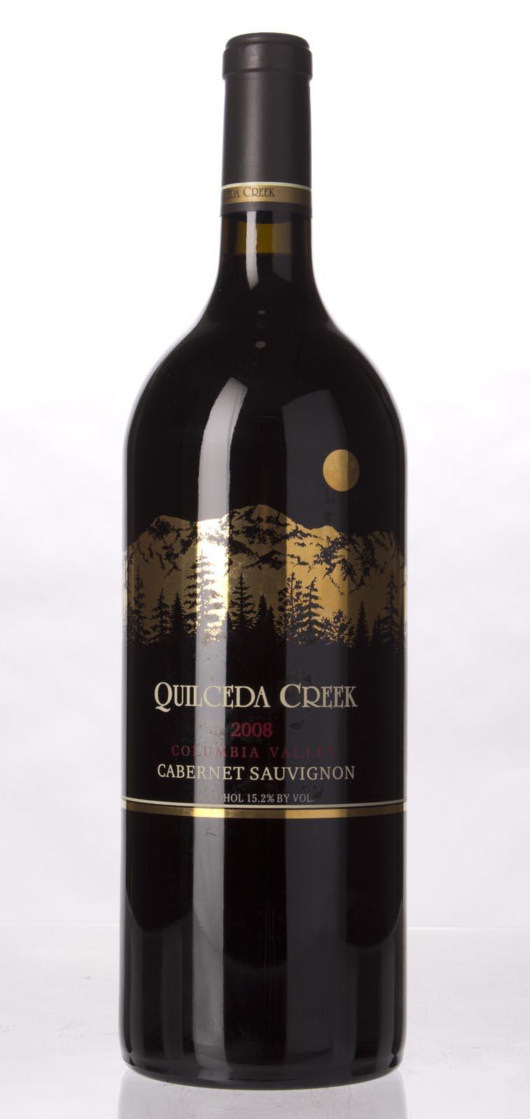 Quilceda Creek Cabernet Sauvignon 2008, 1.5L (WA99) from The BPW - Merchants of rare and fine wines.