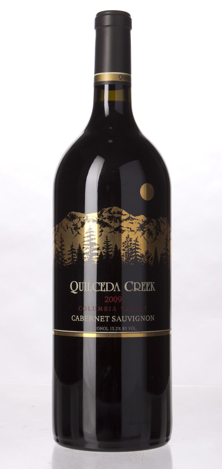 Quilceda Creek Cabernet Sauvignon 2009, 1.5L (WA99-100) from The BPW - Merchants of rare and fine wines.