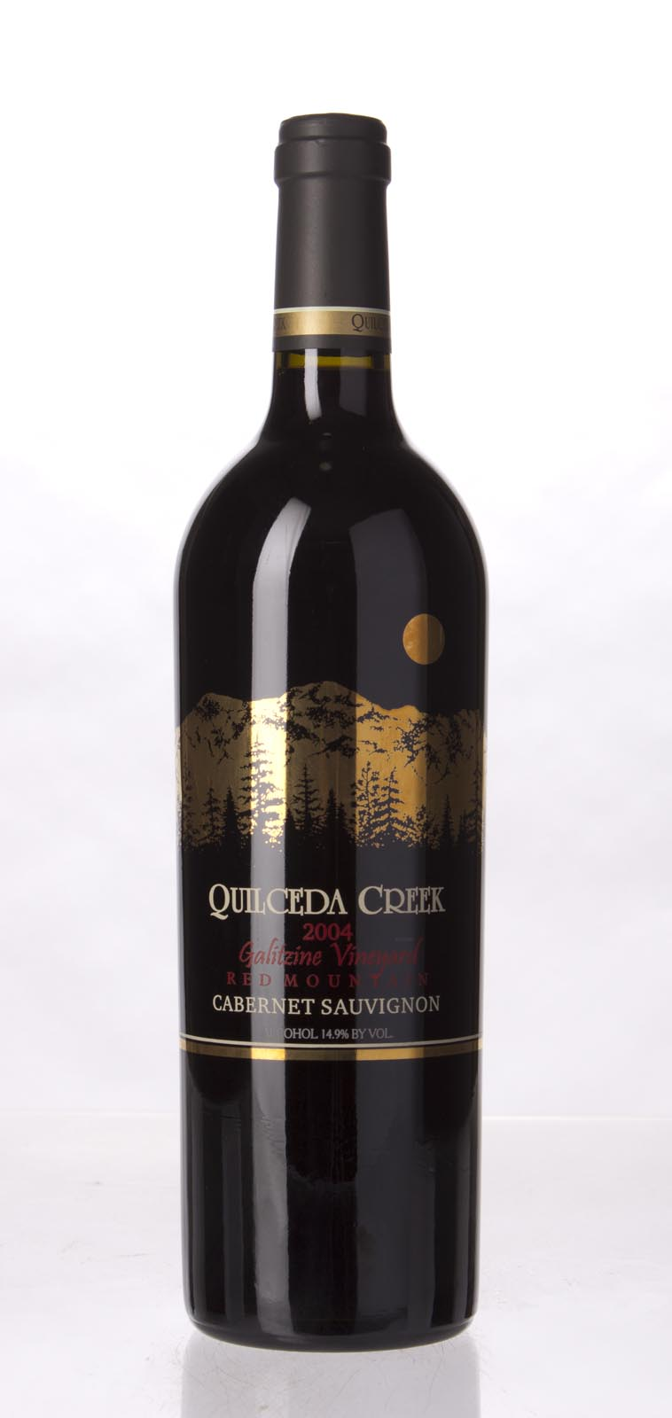 Quilceda Creek Cabernet Sauvignon Galitzine Vineyard 2004, 750mL (WA97) from The BPW - Merchants of rare and fine wines.