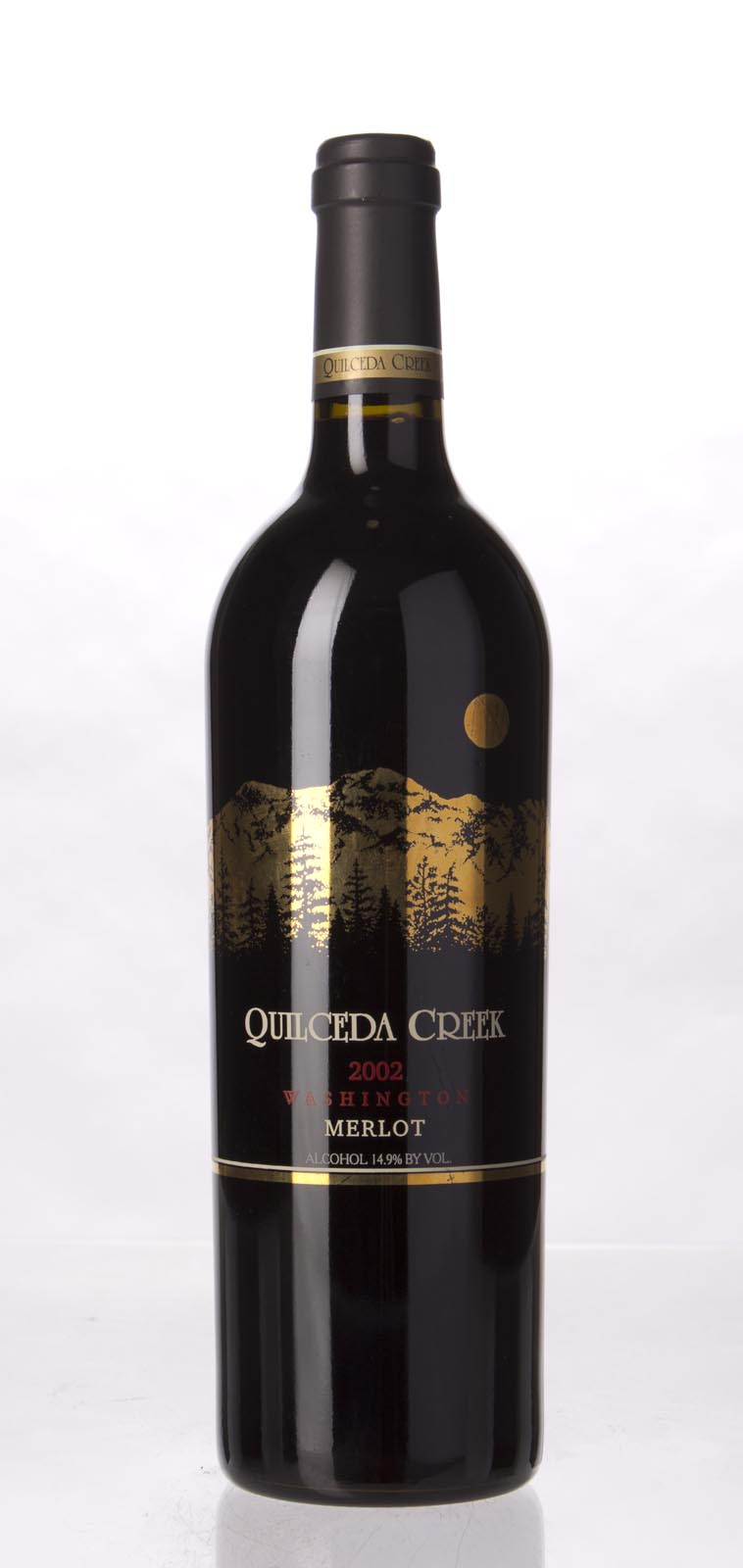 Quilceda Creek Merlot 2002, 750mL (WA92, ST92) from The BPW - Merchants of rare and fine wines.
