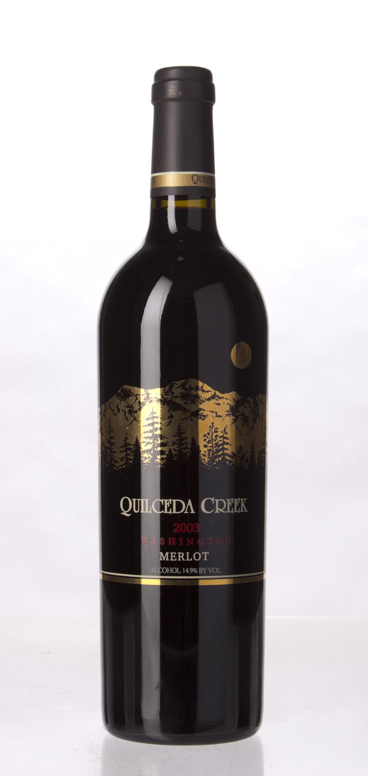 Quilceda Creek Merlot 2003, 750mL (WA94) from The BPW - Merchants of rare and fine wines.