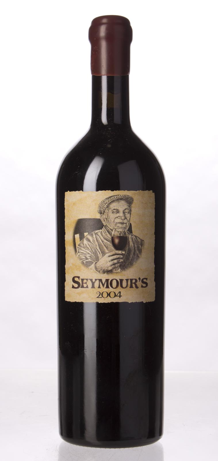 Alban Vineyards Syrah Seymour`s Vineyard 2004, 750mL (WA99, WS98) from The BPW - Merchants of rare and fine wines.