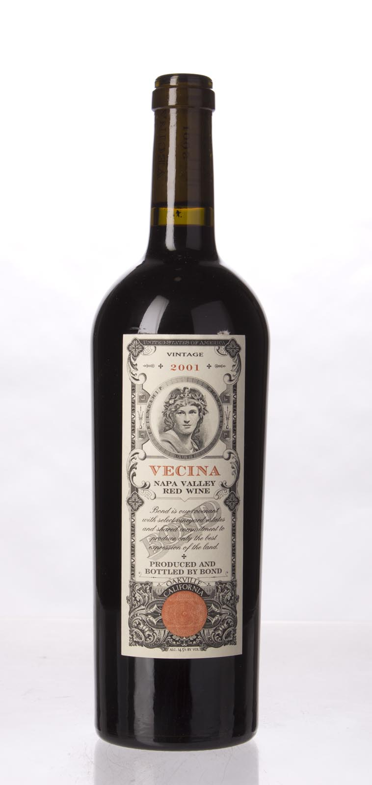 Bond The Matriarch 1999, 750mL (WS93) from The BPW - Merchants of rare and fine wines.