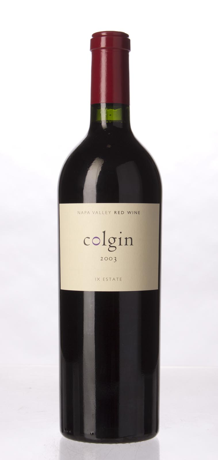 Colgin Proprietary Red IX Estate 2003,  (WA96+) from The BPW - Merchants of rare and fine wines.