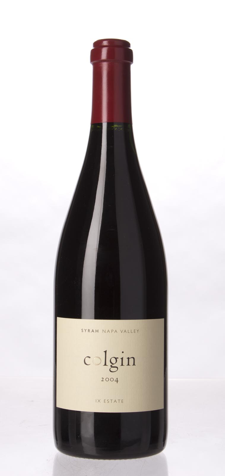 Colgin Syrah IX Estate 2004, 750mL (WA96, WS96) from The BPW - Merchants of rare and fine wines.