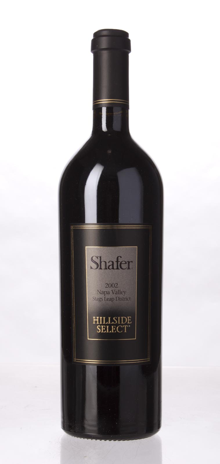 Shafer Cabernet Sauvignon Hillside Select 2002,  (WA100) from The BPW - Merchants of rare and fine wines.