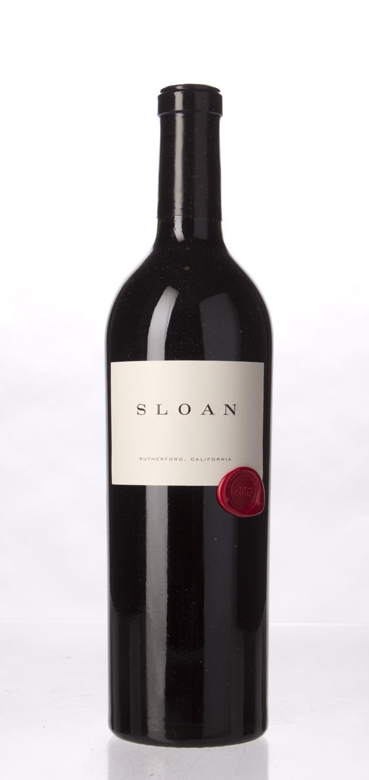 Sloan Proprietary Red 2002, 750mL (WA100, WS99) from The BPW - Merchants of rare and fine wines.