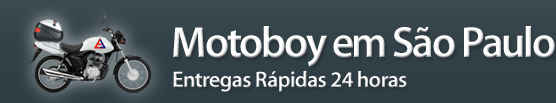 Motoboy Casa Verde