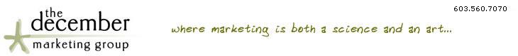 December Marketing