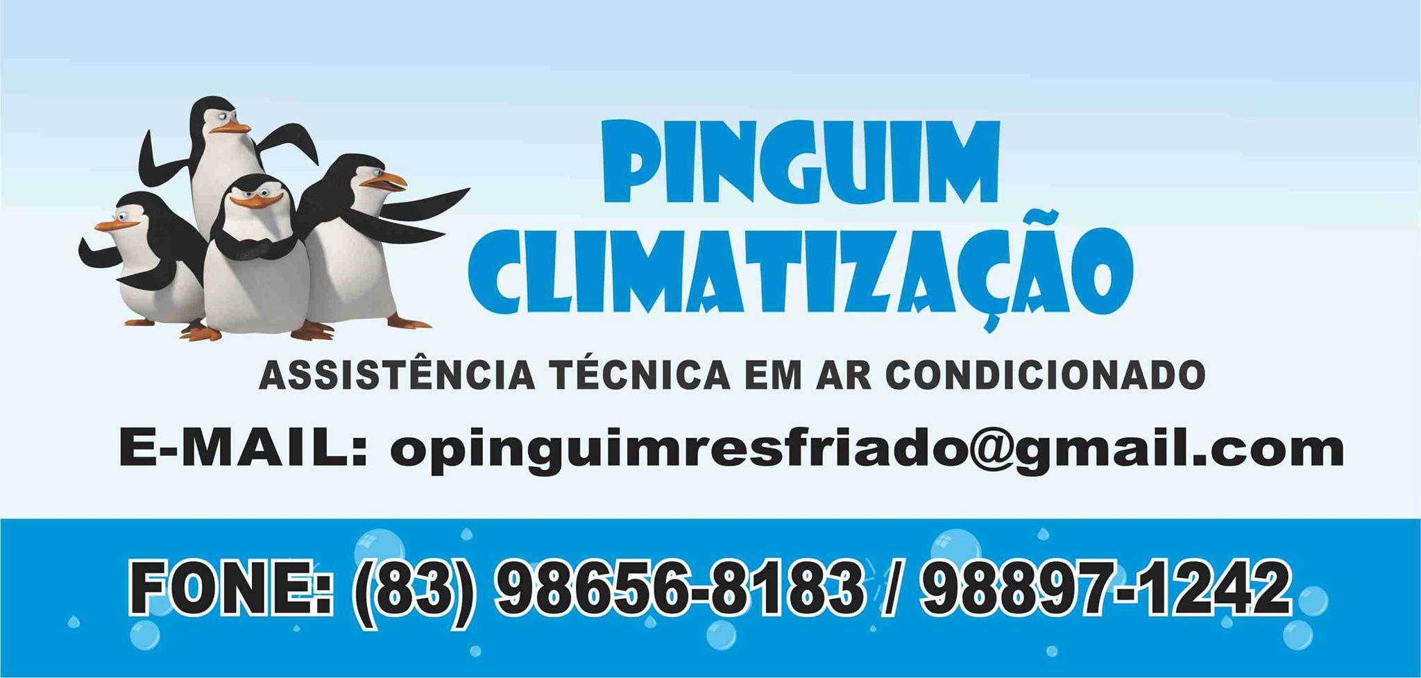 Pinguim Climatização