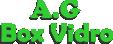 AGBOX Vidros