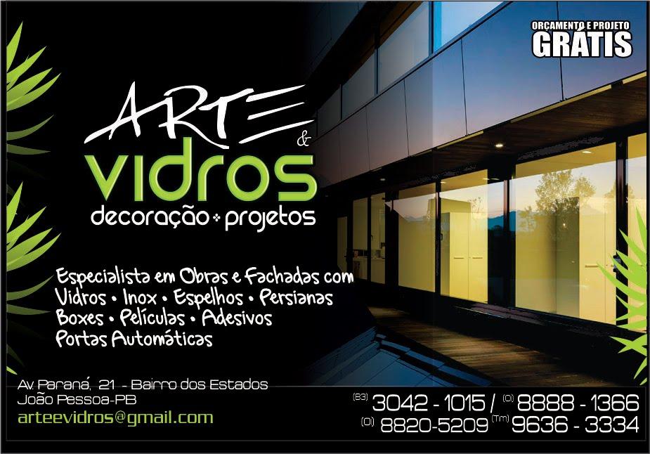 Arte & Vidros - Decoração E Projetos