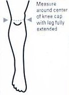 The Ossur Wrap Around Neoprene Hinged Knee Brace