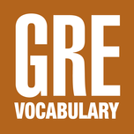GRE Vocabulary