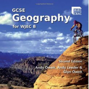 WJEC GCSE Geography B - Key Terms & Definitions