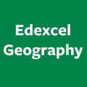 Edexcel Geography (AS)
