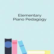 Elementary Piano Pedagogy