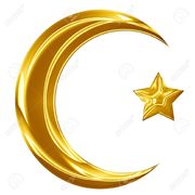 Iphone 3x retina 14670016 islam sign with a crescent and a smaller star stock photo islam symbol islamic