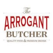 The Arrogant Butcher Menu 2017