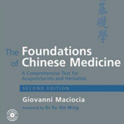 deanne's - textbook notes (The Foundations of Chinese Medicine - Maciocia)