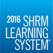SHRM Learning System 2016