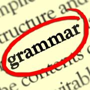 Y Chapter 3 Grammar Exam