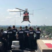 CFD EMT Class