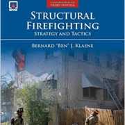 NFPA Structural Firefighting Strategy and Tactics - 3rd Edition