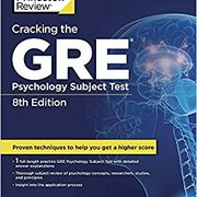 The Princeton Review: Gre Psych Subject Test (8th Ed.)