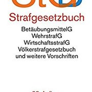 Strafrecht BT Definitionen