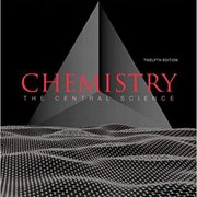 Chemistry: The Central Science 12th ed.