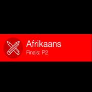 Afrikaans Paper 1