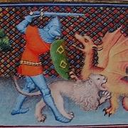 1. Chrétien de Troyes - Yvain ou le chevalier au lion