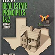 Texas Real Estate Principles 1