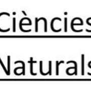 Ciències Naturals i Biologia