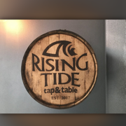 The Tide Is Rising!