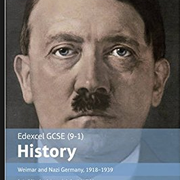 Weimar and Nazi Germany: 1918 - 1939