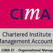 CIMA E1