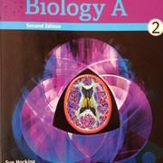A2 OCR Biology A