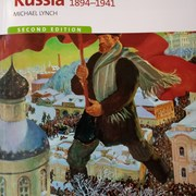 A Level OCR History: Russia 1894-1941