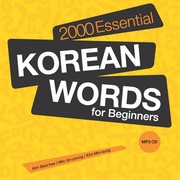 **2000 Essential Korean Words for Beginners