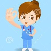 Iphone 3x retina mulher do cirurgi%c3%a3o do doutor dos desenhos animados 62200999