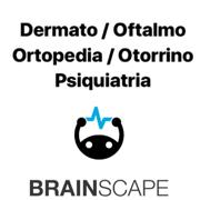 🧠 DERMATO/OFT/OTORRINO/PSIQ/ORTOP