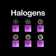 AQA chemistry (10, group 7(17), the halogens)