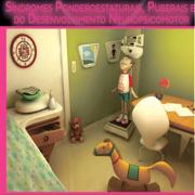 Med: Sínd. Ponderoestaturais, Puberais e do Desenvolvimento Neuropsicomotor - PED