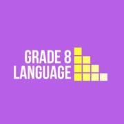 Grade 8 Language